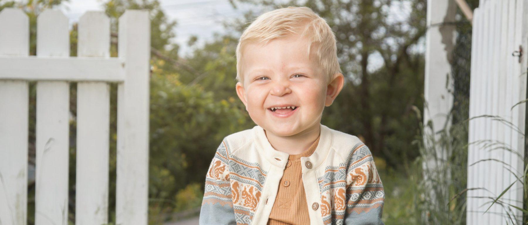 Barnehagefotografering